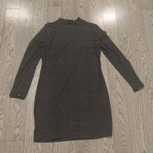 Beautiful grey dress by Arsene🌹🍀🍀